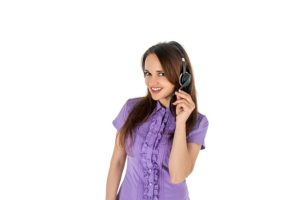 Tell your call center leads about your services.